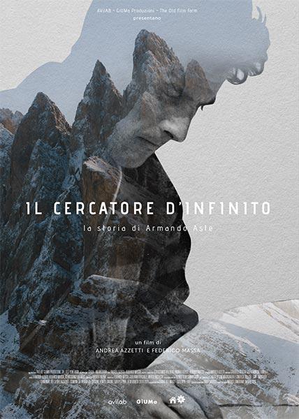 LOCANDINE 0009 CERCATORE D INFINITO